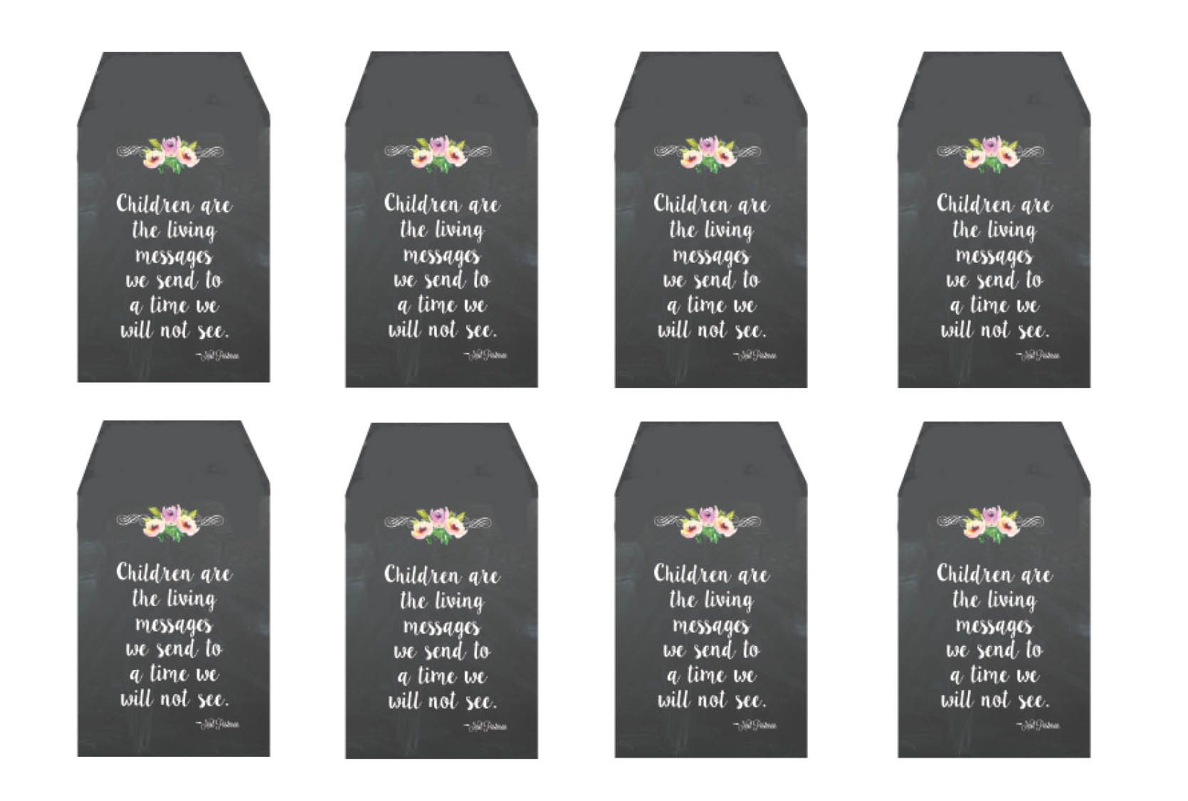 picture about Teacher Appreciation Tags Printable named Instructor Appreciation Designs Printable Reward Tags 11