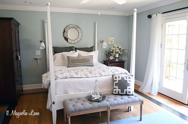 Updates In The Master Bedroom And A Giveaway 11 Magnolia Lane