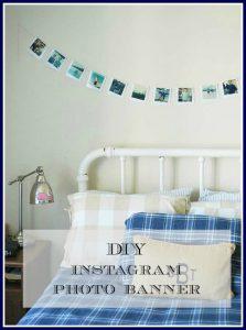 DIY Instagram Photo Banner {Graduation Gift}