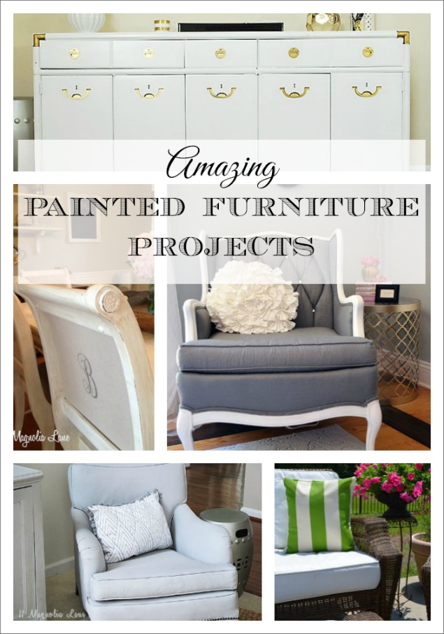 Our Favorite Painted Projects