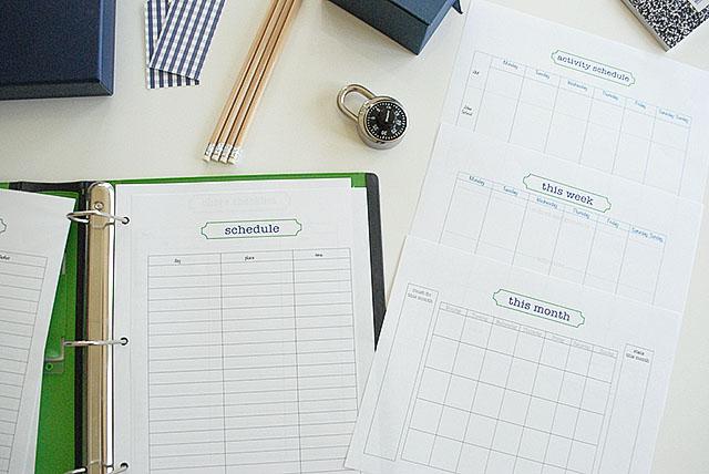 student-planner-activies-navy-binder-printables