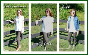 Transitioning to Fall Fashion with Glamour Farms