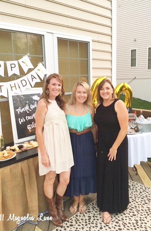 girls-40th-birthday-party-attire