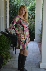 Glamour Farms Made You Look Dress ($10 off with coupon code MAGNOLIA837