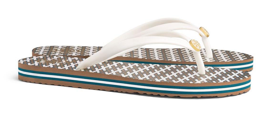 Tory Burch Ravenna flip flops