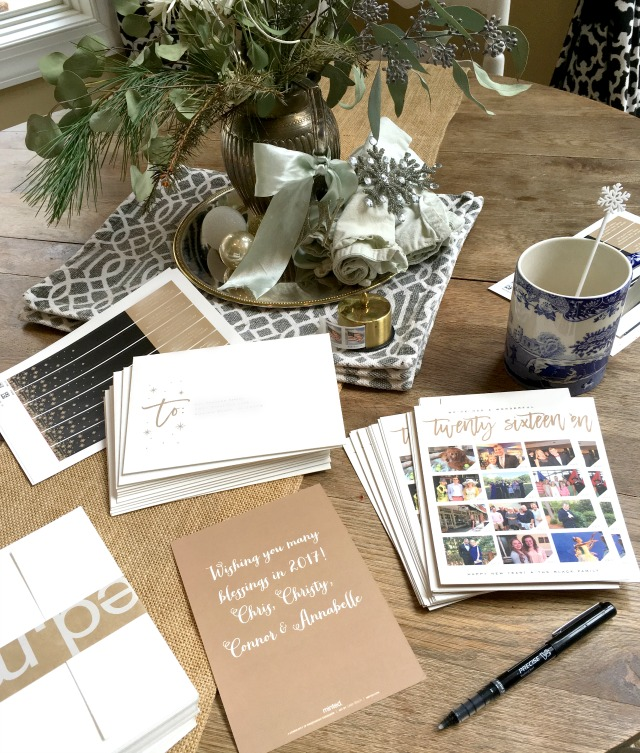 Minted New Years Cards and a $250 Giveaway