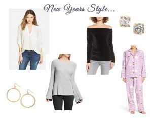 What to Wear / Do / Drink --New Year's Eve Inspiration