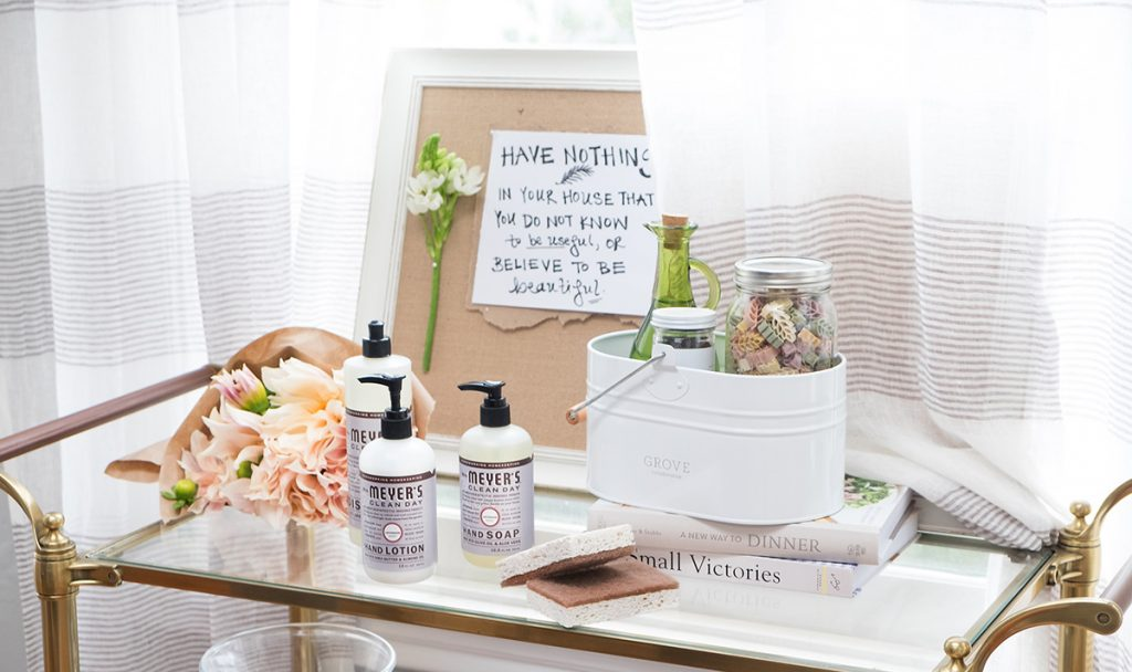 A Fun Way to be Organized {and Clean!}