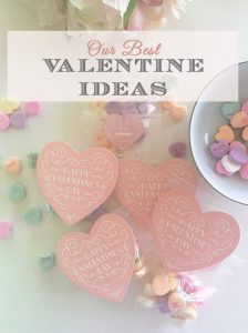 Valentine's Day Gifts + Cards for Girls, Boys and Dads