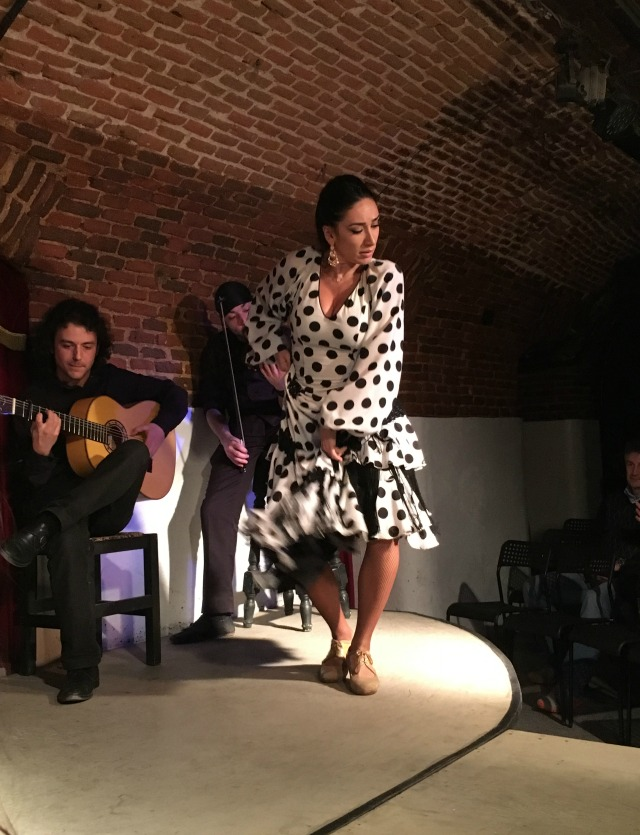 Madrid Spain flamenco