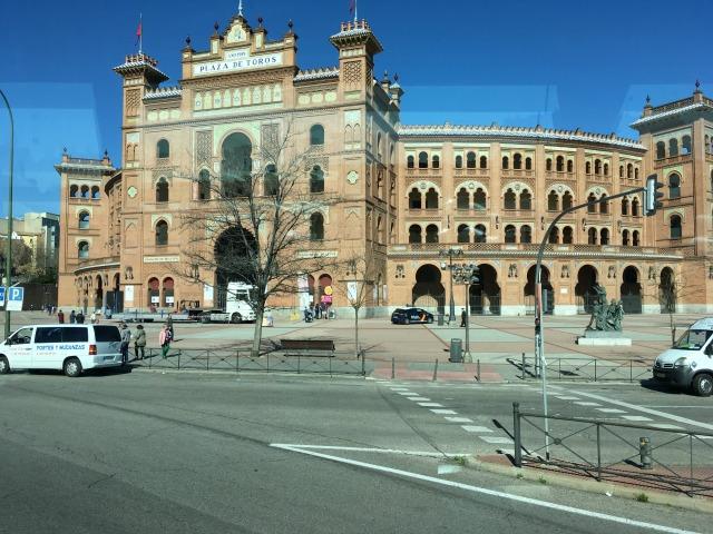 Madrid Plaza de Toros