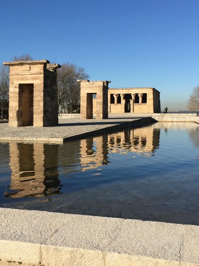 Madrid Temple of Debod