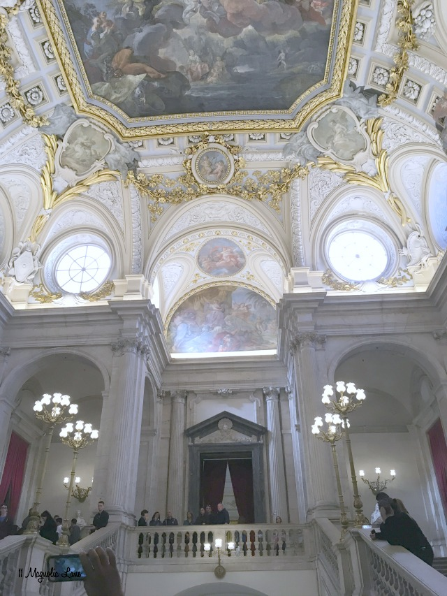 Madrid Spain - Royal Palace