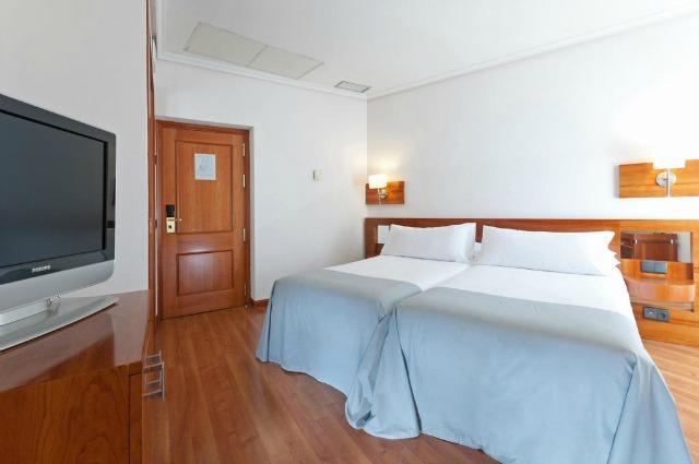 Spain trip Madrid hotel