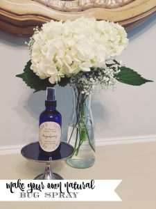 How To Make Natural DIY Bug Spray Using Essential Oils