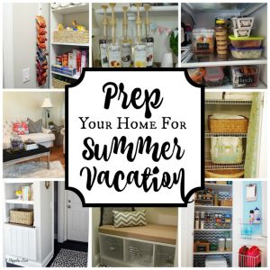 Prep Your Home For Summer Vacation