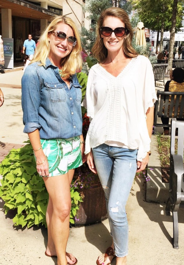 All about Christy & Amy, bloggers and partners at 11 Magnolia Lane