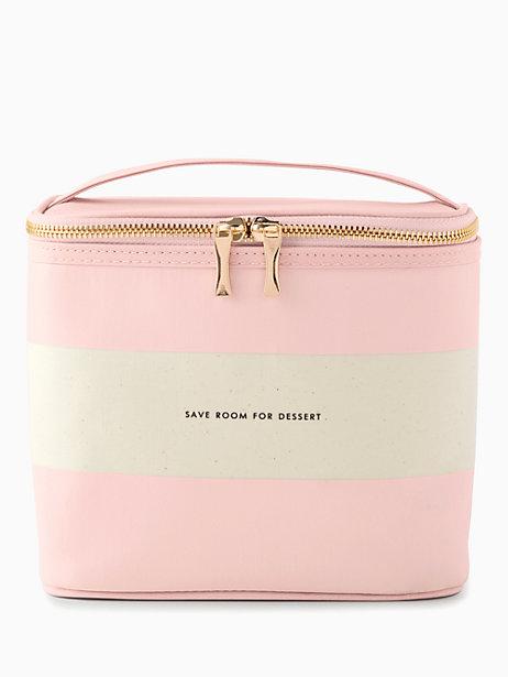 Kate Spade Save Room for Dessert Lunch Bag