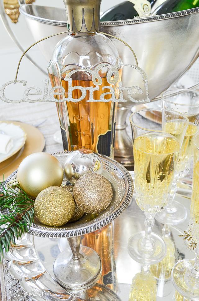 New Years' Eve Entertaining Ideas | 11 Magnolia Lane