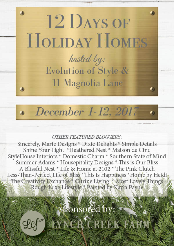 The 12 Days of Holiday Homes-Recap!