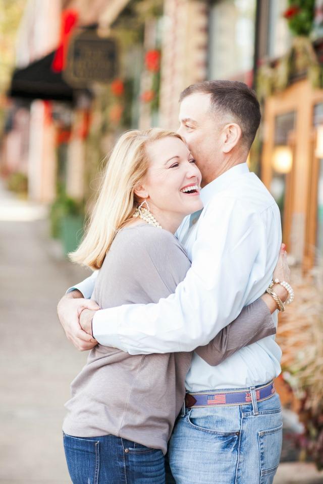 Chris and Christy