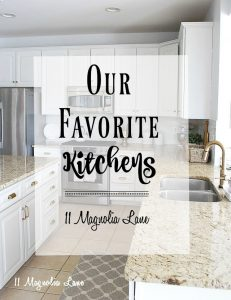Our favorite kitchens | 11 Magnolia Lane