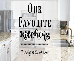 Our favorite kitchens | 11 Magnolia Lane
