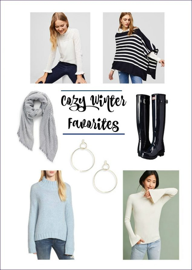 Friday Favorite Finds–Cozy Edition