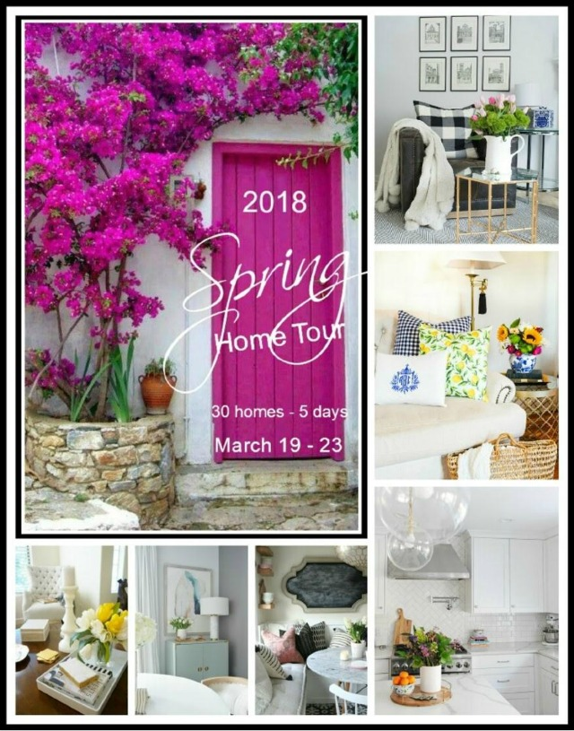 Spring 2018 Home Tour Blog Hop