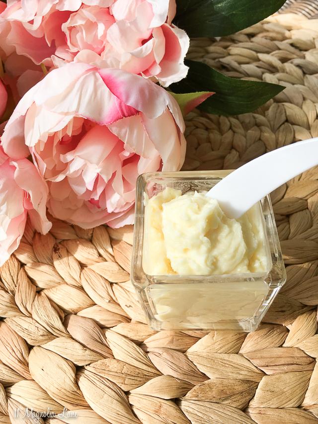 DIY organic face cream recipe with essential oils | 11 Magnolia Lane