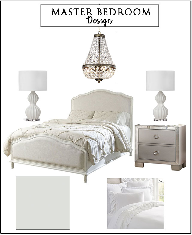 Master Bedroom Inspiration for Our New House