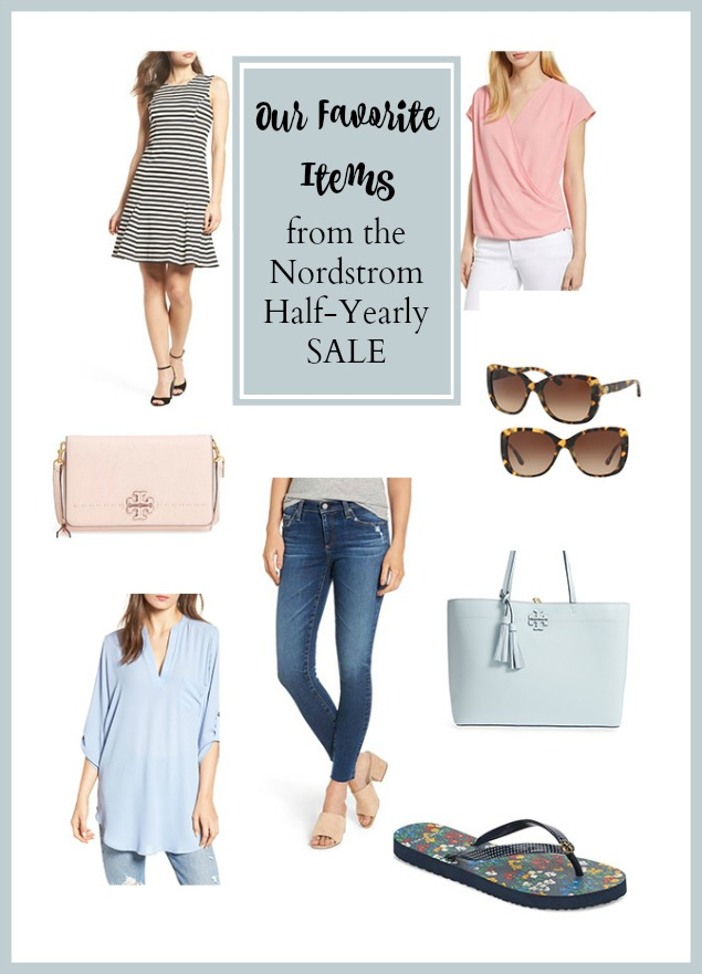 Favorite Summer Sale finds from the Nordstrom Half yearly sale. tons of great deals on fashion and accessories and shoes.