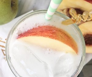No-carb peach pear cocktail recipe   11 Magnolia Lane