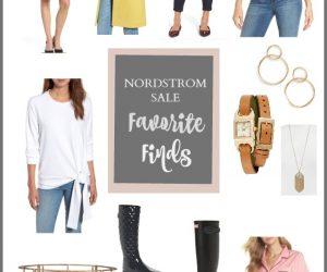 2018 Nordstrom Anniversary Sale- Christy's picks