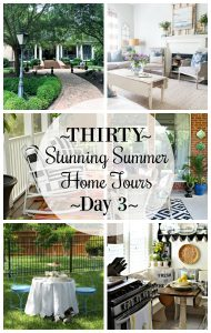 Thirty Stunning Summer Home Tours Day 3
