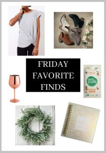 Friday Favorite Finds October 12 2018