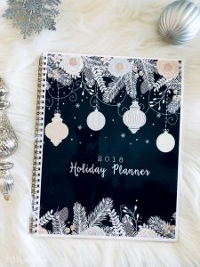 The Free 22 page holiday planning organization guide to help prepare you for the holiday season ahead