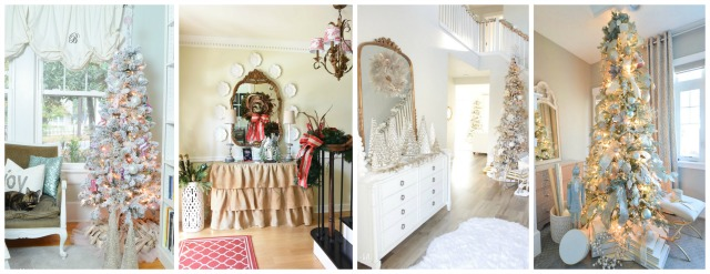 12 Days of Holiday Homes | Holiday Home Tour Day 1 | 11 Magnolia Lane