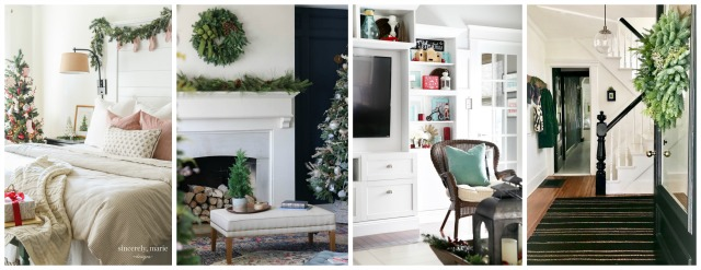 12 Days of Holiday Homes | Holiday Home Tour Day 7 | 11 Magnolia Lane