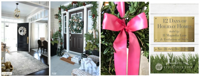 12 Days of Holiday Homes | Holiday Home Tour Day 5 | 11 Magnolia Lane