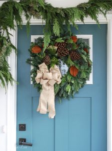 Holiday Wreath Giveaway with Lynch Creek Farm