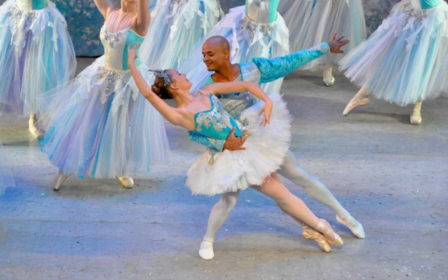 "High Point Ballet | Gary Taylor's ""Nutcracker"" | Annabelle Black and Nick Franco"
