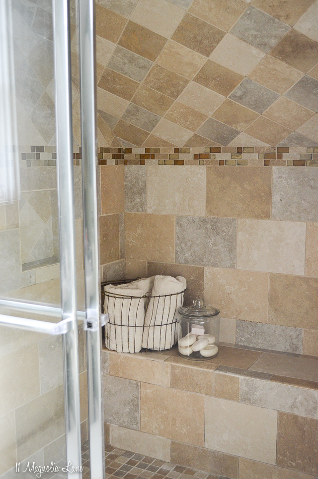 How to Clean Glass Shower Doors (Even If You Have Hard Water!)