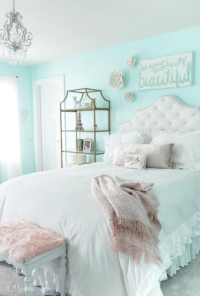 My Daughter's New Tween Room | 11 Magnolia Lane
