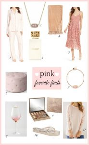Thinking Pink for Valentine's Day