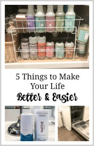 5 Things That Make Life Easier and Better
