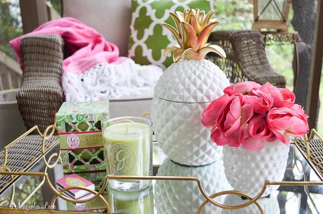Greenleaf Gifts Cucumber & Lily | 11 Magnolia Lane
