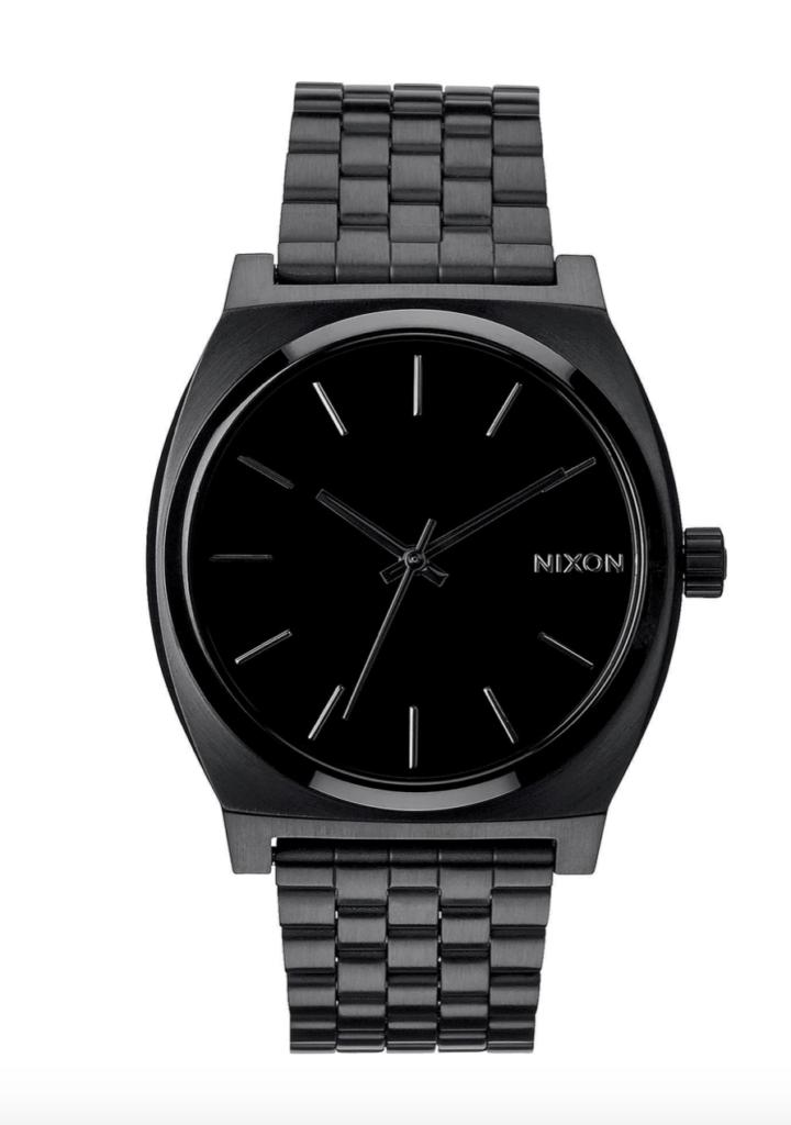 Mens Black Watch