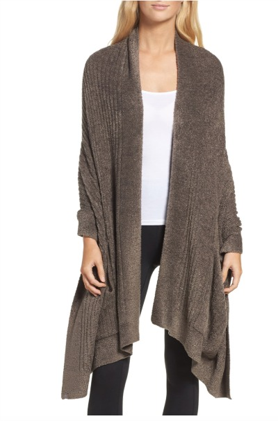 Barefoot Dreams Cozy Chic Lite Travel Shawl