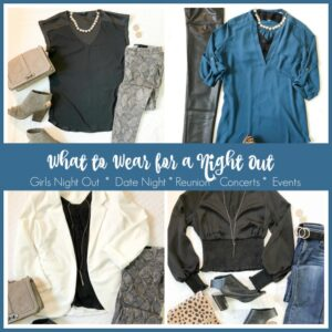 What to Wear for a Fun Night Out on the Town